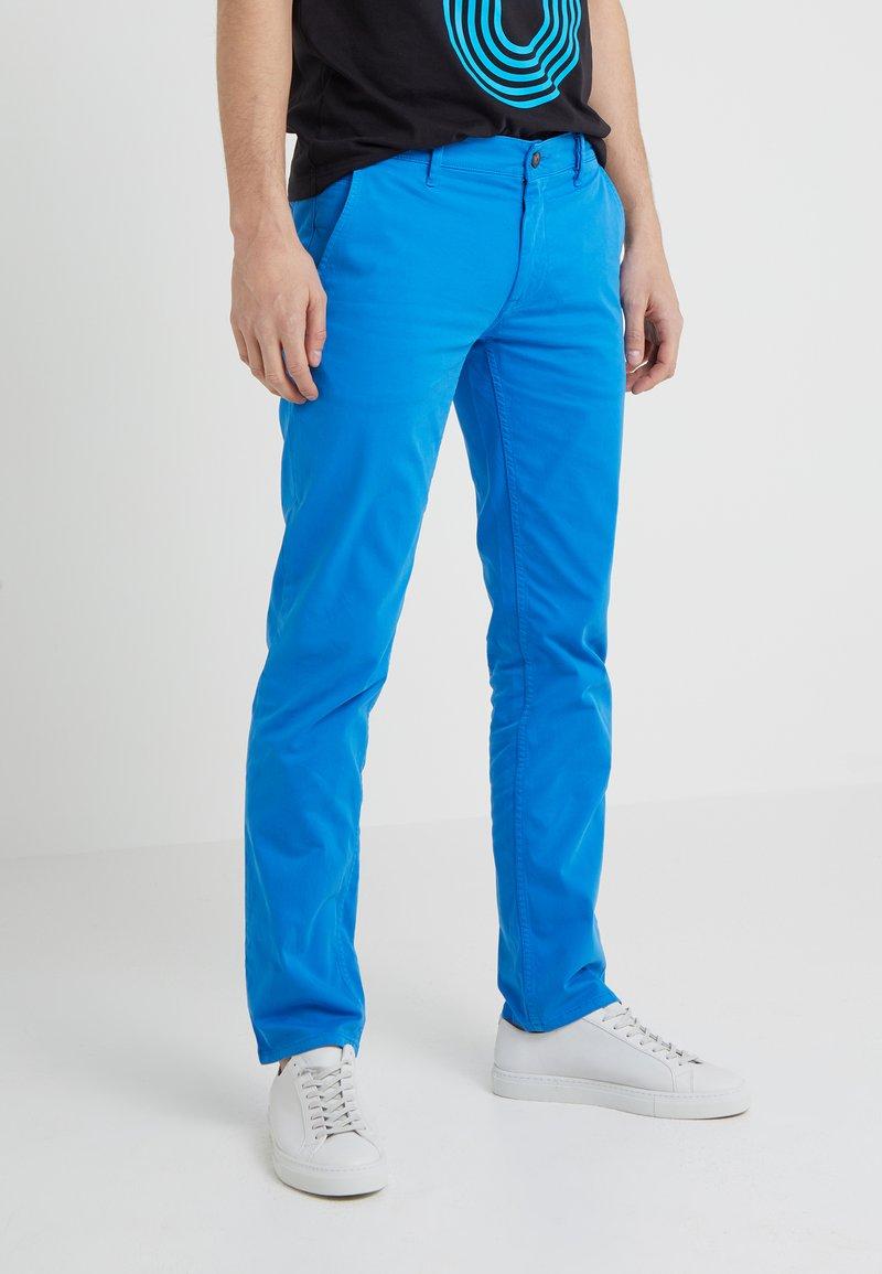 BOSS - SCHINO SLIM - Chinos - light/pastel blue