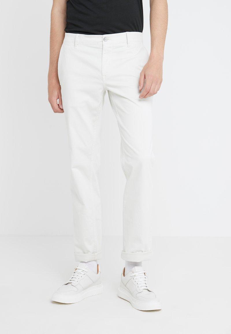 BOSS - REGULAR FIT - Bukse - open beige
