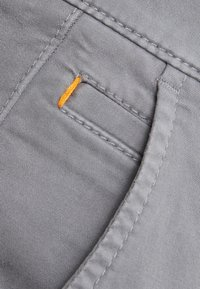 BOSS - REGULAR FIT - Trousers - dark grey - 5