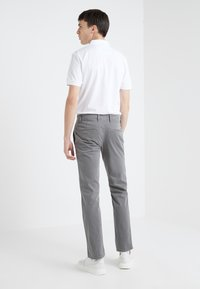 BOSS - REGULAR FIT - Trousers - dark grey - 2