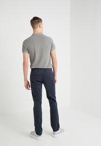 BOSS - REGULAR FIT - Bukse - dark blue - 2