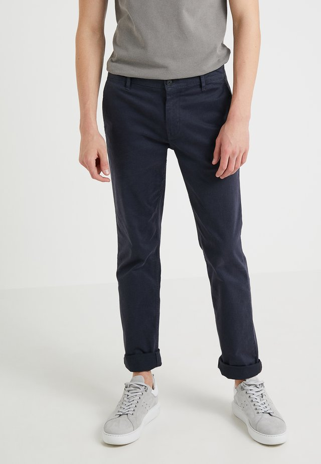 REGULAR FIT - Pantalones - dark blue