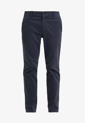 REGULAR FIT - Stoffhose - dark blue