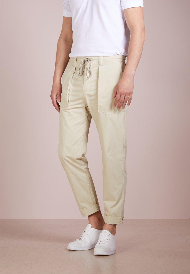 BOSS - SELIAN - Pantalon classique - open beige