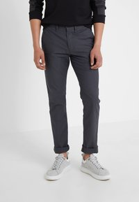 BOSS - SCHINO MODERN - Chino - charcoal - 0