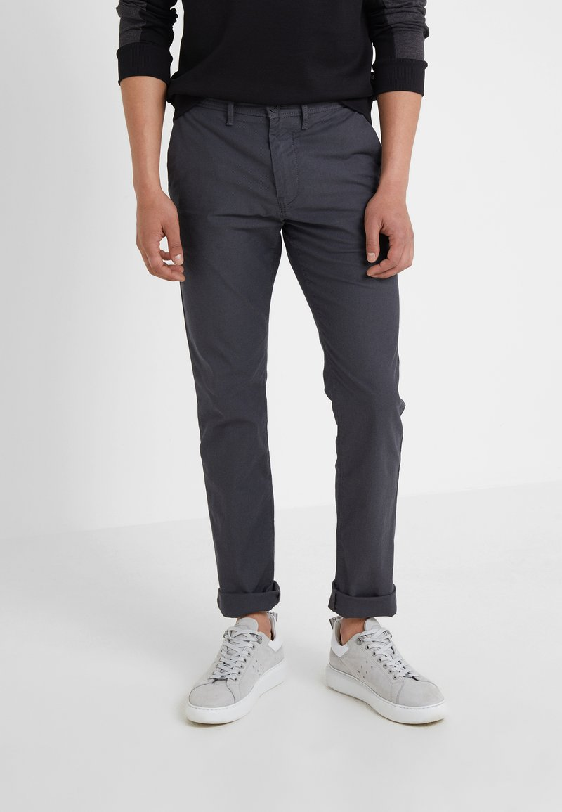 BOSS - SCHINO MODERN - Chino - charcoal