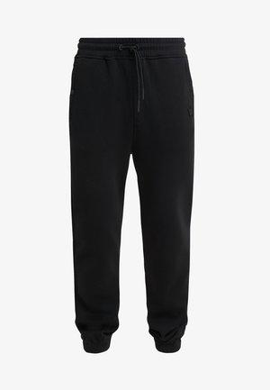 SKYMAN - Spodnie treningowe - black