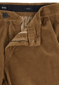 BOSS - Trousers - open beige - 5