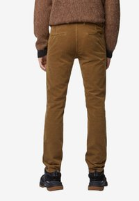 BOSS - Trousers - open beige - 2