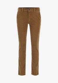 BOSS - Trousers - open beige - 3