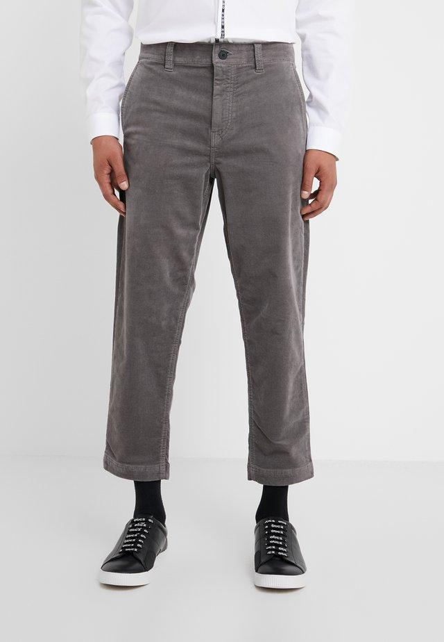 SALT - Kalhoty - grey