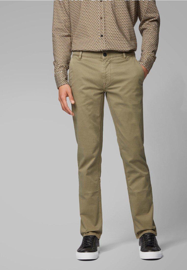BOSS - Pantalon classique - beige