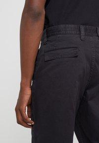 BOSS - SALT - Spodnie materiałowe - black - 3