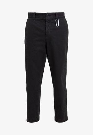 SALT - Pantalon classique - black