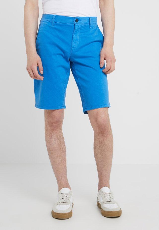 SCHINO-SLIM SHORTS 10214649 01 - Shortsit - light pastel blue