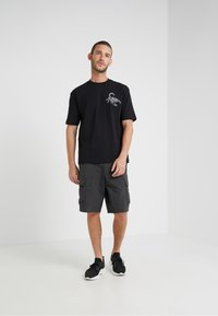 BOSS - SELIAN - Short - dark grey