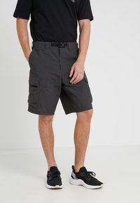 BOSS - SELIAN - Short - dark grey - 0