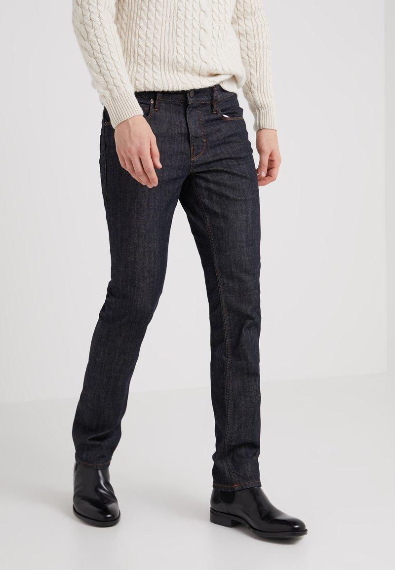 BOSS CASUAL - Slim fit -farkut - dark blue