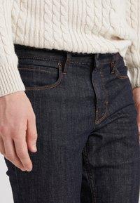 BOSS CASUAL - Slim fit -farkut - dark blue - 5