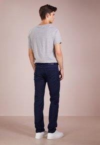 BOSS - MAINE - Straight leg jeans - navy - 2