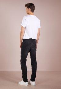 BOSS - TABER - Slim fit jeans - black - 2