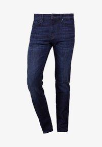 BOSS - MAINE - Straight leg jeans - navy - 4