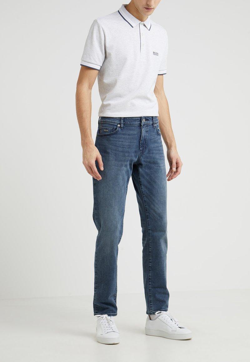 BOSS - MAINE  - Jeans a sigaretta - navy