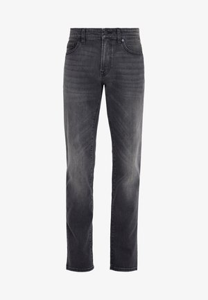 MAINE - Straight leg jeans - charcoal