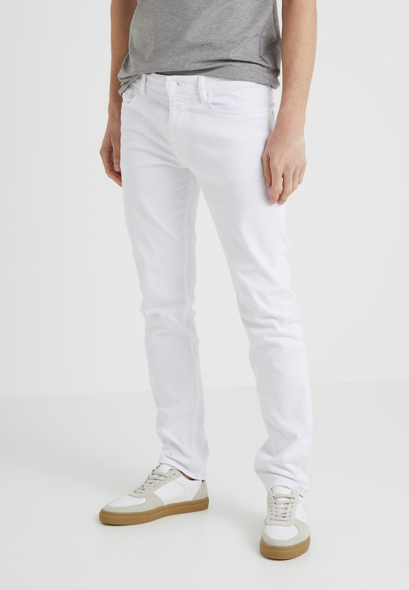 BOSS - DELAWARE - Jeans Tapered Fit - white