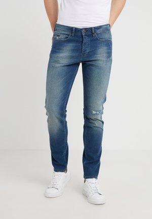 TABER - Jeans slim fit - navy