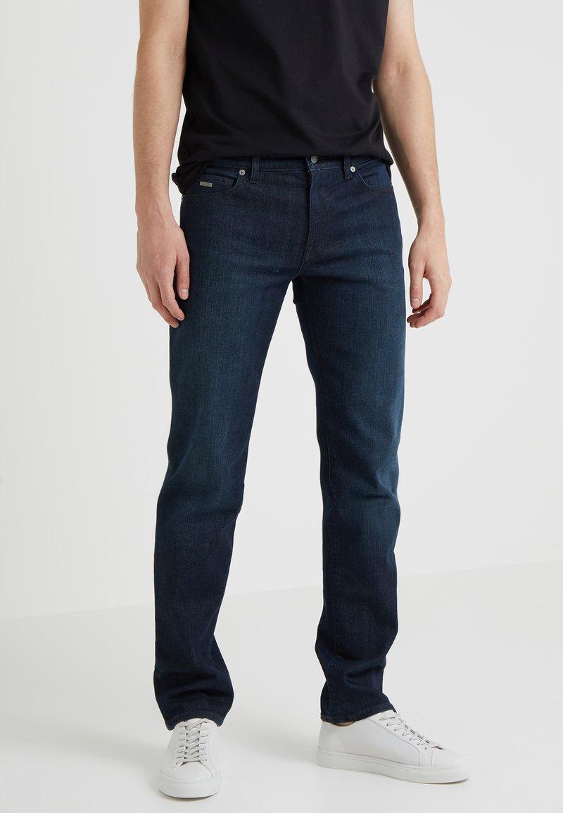 BOSS - Jeans Straight Leg - dark blue