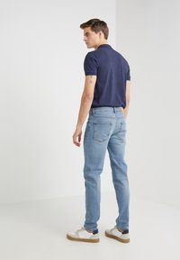 BOSS - TABER - Slim fit jeans - bright blue - 2