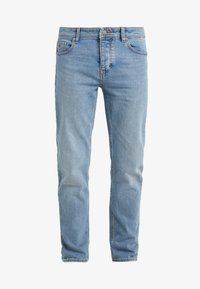 BOSS - TABER - Slim fit jeans - bright blue - 3
