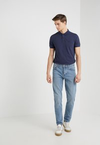 BOSS - TABER - Slim fit jeans - bright blue - 1
