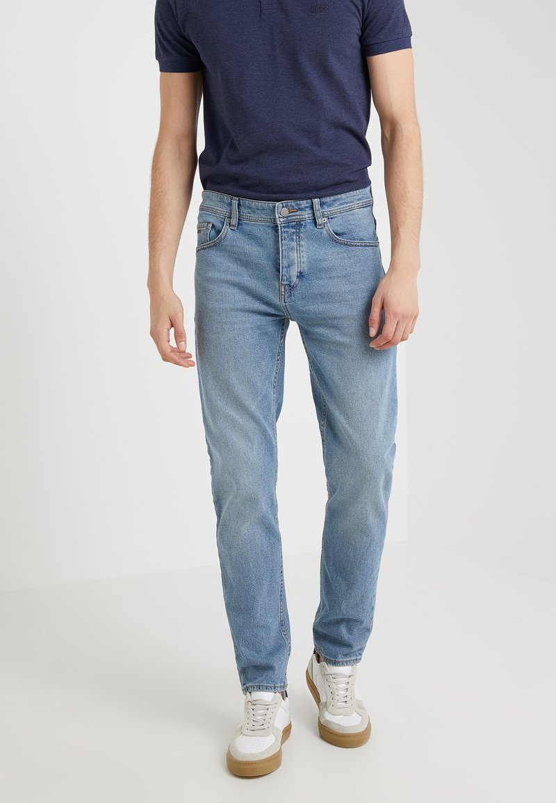 BOSS - TABER - Slim fit jeans - bright blue