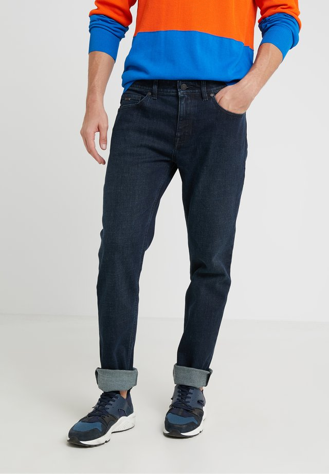 DELWARE - Jeansy Slim Fit - dark blue