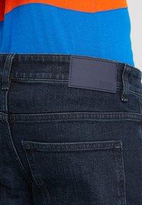 BOSS - DELWARE - Jeans slim fit - dark blue - 5