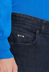 BOSS - DELWARE - Jeans slim fit - dark blue - 3