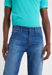 BOSS - TABER - Zúžené džíny - blue denim - 3