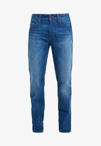 BOSS - TABER - Zúžené džíny - blue denim - 4