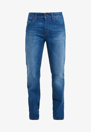TABER - Jeans Tapered Fit - blue denim
