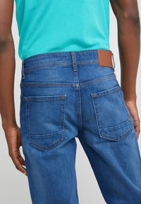 BOSS - TABER - Zúžené džíny - blue denim - 5