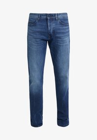 BOSS - TABER - Jean slim - medium blue