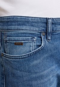 BOSS - MAINE - Straight leg jeans - bright blue - 4