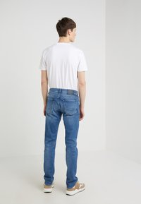 BOSS - MAINE - Straight leg jeans - bright blue - 2