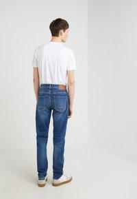 BOSS - TABER - Slim fit jeans - medium blue - 2