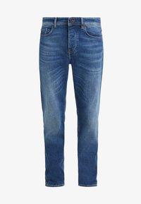 BOSS - TABER - Slim fit jeans - medium blue - 3