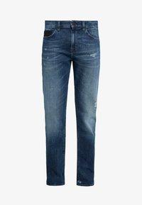 BOSS - DELAWARE - Jeans slim fit - blue denim - 4