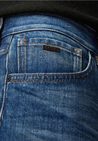 BOSS - MAINE BC-L - Džíny Straight Fit - blue denim - 3