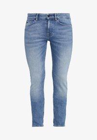 BOSS - DELAWARE  - Slim fit jeans - light blue denim - 4
